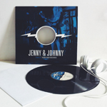 Jenny & Johnny Live at TMR vinyl review